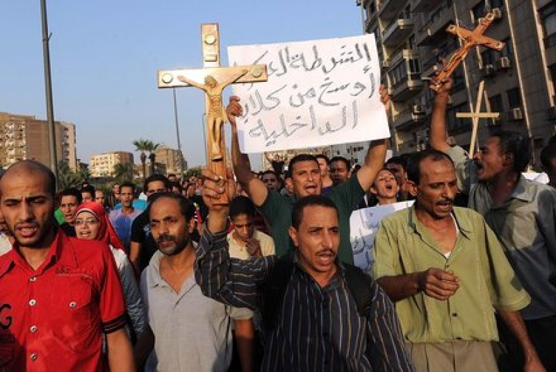 Arab Spring, Christian Winter. Coptic Christian Identity-Building in Egypt During the Uprising of 2011