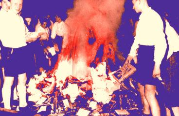 Book Burning   (dot)philosophy
