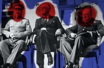 The Tehran Conference | (dot)history