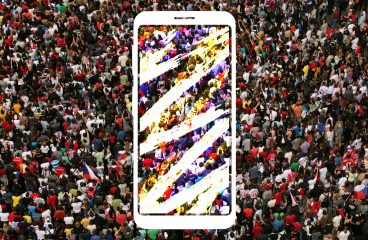 Claiming Existence Through Smartphones